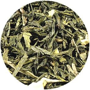 Ingwer Zitrone Grüne Tee
